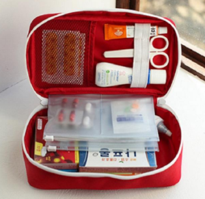 Air-Ambulance-Nepal - Emergency Medicines Kit